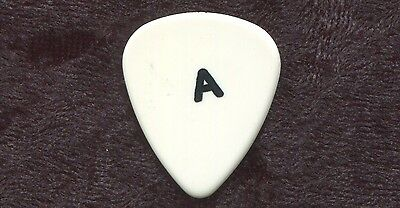AEROSMITH 2001 Push Play Tour Guitar Pick!!! JOE PERRY custom concert stage #11