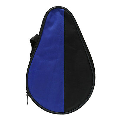 Waterproof Table Tennis Racket Ping Pong Paddle Bat Bag Pouch