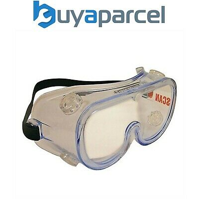 Scan SCAPPEGIDV Indirect Vent Eye Protecting Goggles