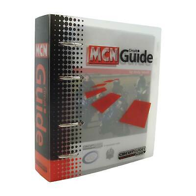 Haynes MCN Motorcycle Circuit Guide Does Not Come With Binder 8879