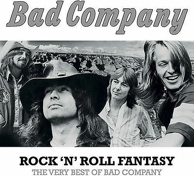 Bad Company - Rock 'n' Roll Fantasy - The Very Best of Bad Company - New CD