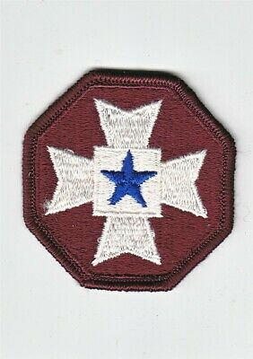 Army Patch: Medical Center Europe - merrowed edge