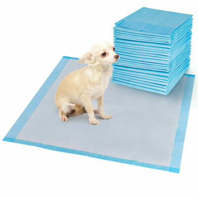 150 PCS 30'' x 30'' Puppy Pet Pads Dog Cat Wee Pee Piddle Pad training underpads