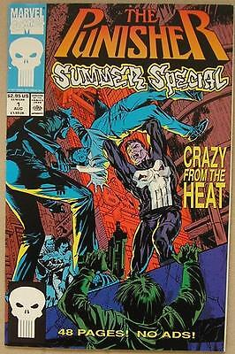The Punisher - Summer Special - from Marvel Comics released in 1991