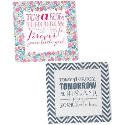 Wedding Hankie Today A Bride Groom Tomorrow a Wife Husband Gift for Mother