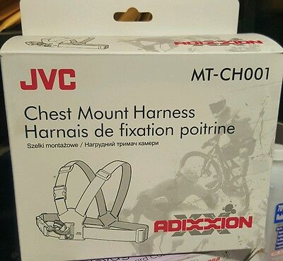 Chest Mount Harness For Action Camera & strap  ADIXXION MT-CH001