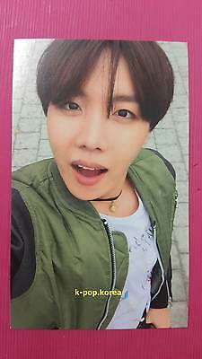BTS J-HOPE Official PHOTOCARD 4th Album IN THE MOOD FOR LOVE Photo Card ITMFL 호석