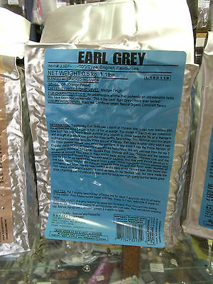 EARL GREY Loose Leaf Black Tea 1/4lb - 1.1 lbs.   VACUUM SEALED Free Shipping