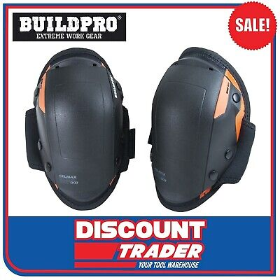 BuildPro GELMAX Rocker Kneepads Heavy Duty - BPKP007