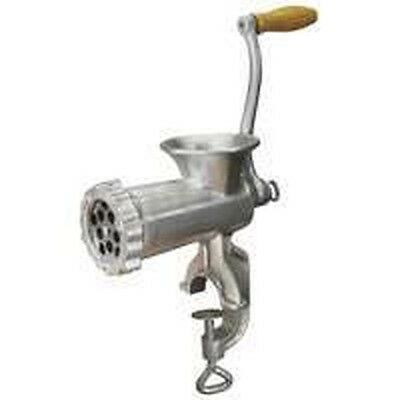 New Weston 36-1001-W Hand Crank #10 Food Meat Grinder With 8Pc Kit Sale 7561426