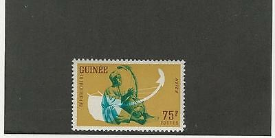 Guinea, Postage Stamp, #247 Mint NH, 1962