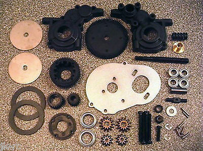 New LRP S10 Twister Buggy Spares: Gear & Differential Spare Parts (diff) (R4)