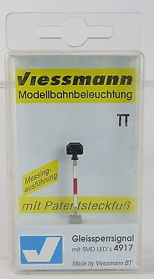 4917 VIESSMANN - ESCALA TT - SEÑAL AVANZADA / TT Colour light stop signal