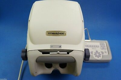 Titmus i400 Vision Screener with Membrane Control Panel and 8 Slides