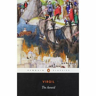 The Aeneid (Penguin Classics) - Paperback NEW Virgil 2003-03-27