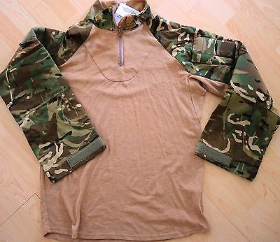 Multicam Combat Shirt MTP FR FLAME RETARDANT neue Version FROG ECWCS Crye Massif