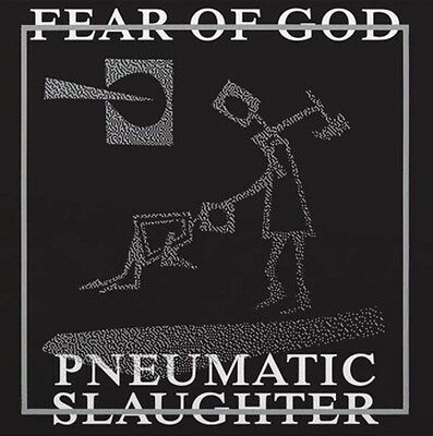 FEAR OF GOD - Pneumatic Slaughter - Extended  LP  BLACK