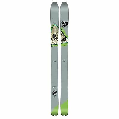 2016 Line Sick Day 102 186cm Mens Skis Only