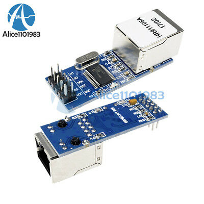 MiNi ENC28J60 Ethernet LAN Network Module  For Arduino SPI AVR PIC LPC STM32