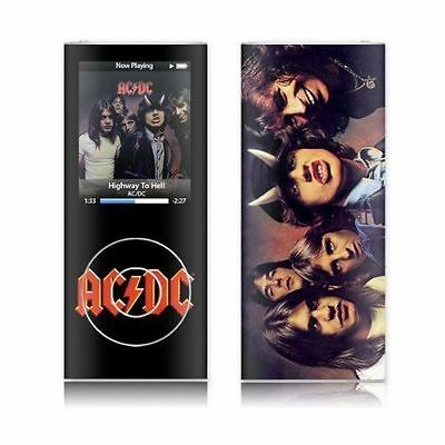 MusicSkins Sticker pour iPod Nano 4G Motif AC/DC Highway to Hell [Multi NEUF