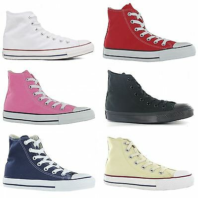 Converse All Star Hi Unisex Mens Womens Ladies Trainers
