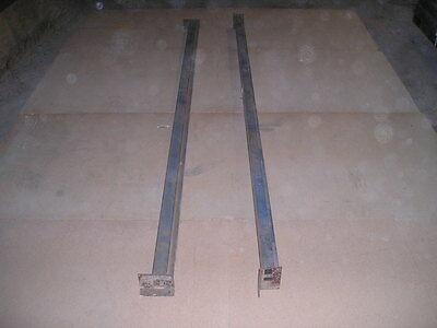 Pallet Rack Beams 8' long