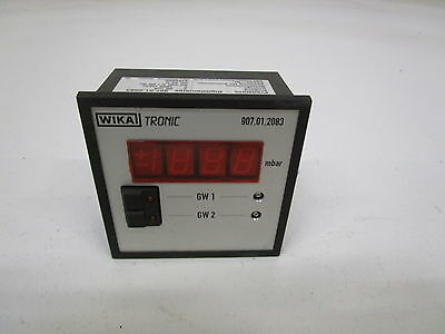 Wika Digital Display Control 907.01.2083 *new Out Of Box*