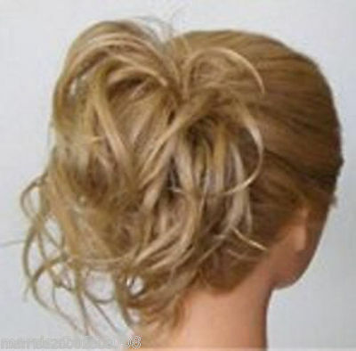 New-Stylish-Messy-Look-Scrunchie-Elastic-Hair-Piece