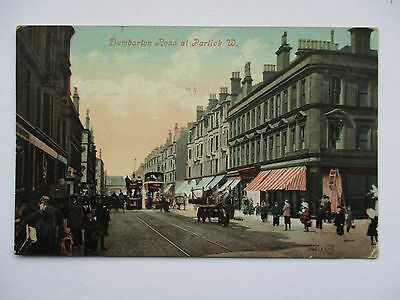 Dumbarton Road , Partick , Glasgow