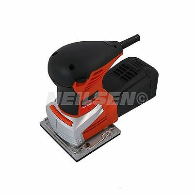 1/4 Sheet Sander Palm Mouse Sander With 1 Sanding Pad And Dust Bag