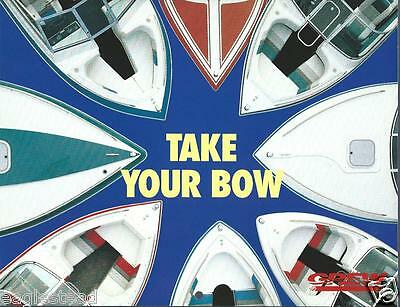 Boat Brochure - Grew - Product Line Overview - 1992  (SH14)