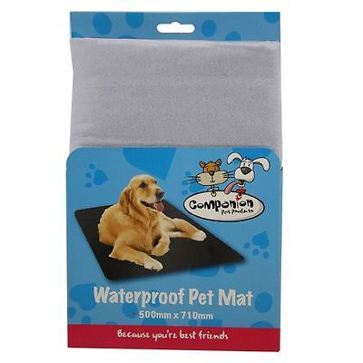 Car Rear Back Seat Cover Waterproof Pet Dog Protector Boot Mat Liner Heavy Duty