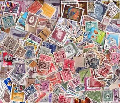 Austria Stamp Collection - 500 Different Stamps