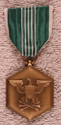US Military Medal: Army Commendation Medal