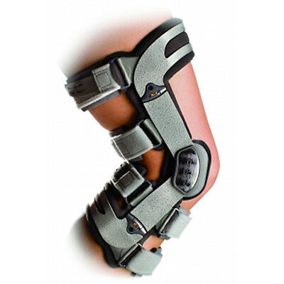 DonJoy OA Adjuster 3 ES, 10 Degree, Lateral or Medial, Right Knee Brace, XS