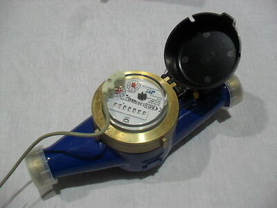 """Jet Cold Pulsed Water Meter DN25 1"""" 171255"""