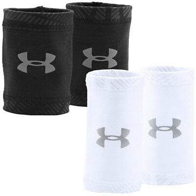 Under Armour Mens UA CoolSwitch Wristband Sports Sweatbands - Pair