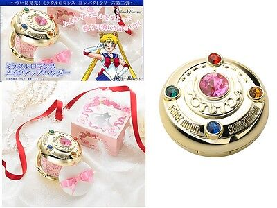 Sailor Moon R Miracle Romance Powder Compact Foundation Cosplay Make Up