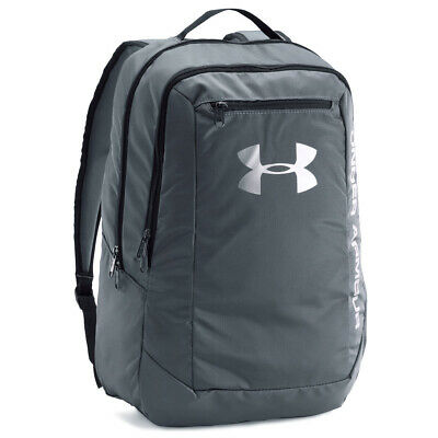Under Armour 2017 UA Hustle Backpack LDWR Rucksack School Gym Bag