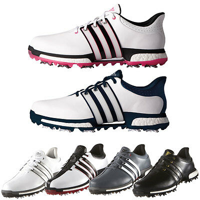 Adidas Golf 2017 Mens Tour 360 Boost ClimaProof Waterproof Golf Shoes