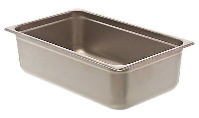 """Browne (88006) 6"""" Full-Size Steam Table Pan"""