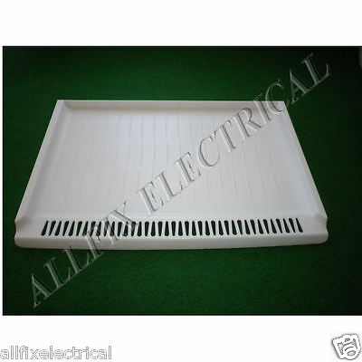 Used Whirlpool Fridge WBM35LW, WBM39LW Freezer Base Shelf - Part # 326013054SH