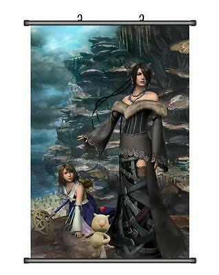 Anime Final Fantasy X 10 Game Lulu Home Decor Poster Wall Scroll 60*90CM C82