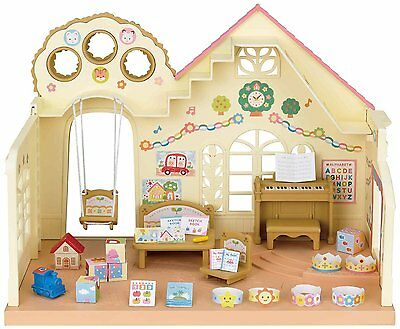 Sylvanian Families - Forest Nursery - Brand New