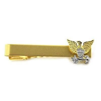 USCG Coast Guard Tie Clasp Tie Bar  Officer  NEW  (USCG Issue)  (Made in USA)