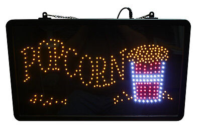 Paragon LED Popcorn Sign #1098