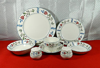 "58-Pieces (Or Less) Of Nikko ""avondale"" Pattern #911 Fine Japanese China"