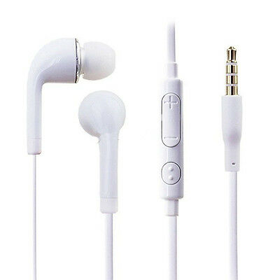 For iPhone Samsung Galaxy S5 S4 Note 3 Earphone In-Ear Headset Stereo Headphone
