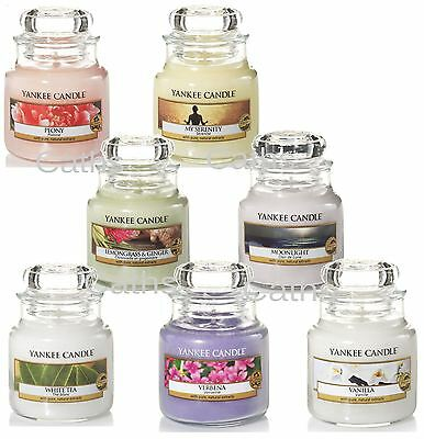 Yankee Candle Small Jars 2016 Including New Fragrances