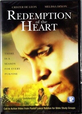 Redemption of the Heart Dove Foundation Approved 12+ NEW Christian DVD Movie